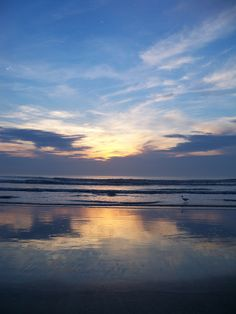 Ormond Beach Florida sunrise