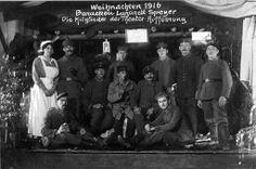 First world war, 1916, #Speyer.