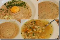 drožďové knedlíčky_příprava_postcard Hummus, Risotto, Mashed Potatoes, Eggs, Breakfast, Ethnic Recipes, Food, Beautiful, Whipped Potatoes