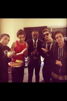 Foolish 4 lol look at austin's face #throwback