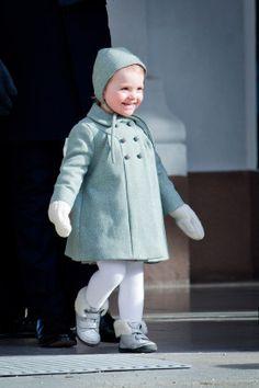 Royal Tots - Princess Estelle of Sweden