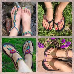 Pretty Summer Feet!