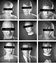 American Horror Story Asylum. If you haven't seen Season 2, don't look at this :) Kind of a spoiler :P