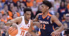 No. 2 Virginia made history on Saturday with its 59-44 win at Syracuse.
