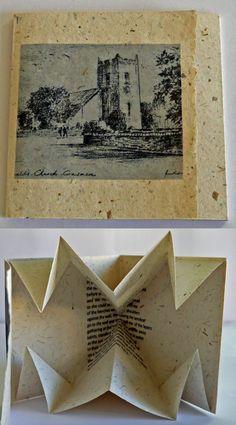 PAGE PAPER STITCH - Elizabeth's Gallery