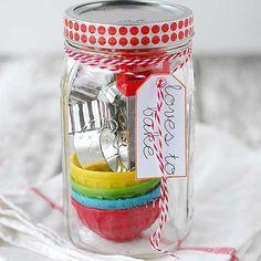 Mason Jar Gifts They