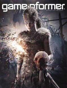May Cover Revealed – Hellblade: Senua's Sacrifice - News - www.GameInformer.com