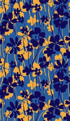 OFFRE baumwolljersey 2 x 100 x 150 RETRO uni bleu roi Nº 1 F