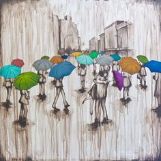 A personal favorite from my Etsy shop https://www.etsy.com/listing/211565014/fine-art-rain-print-titled-finding-love