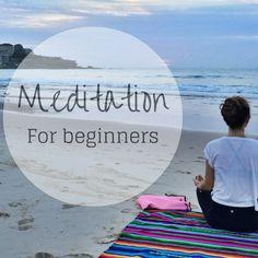 Video: A Beginners guide to meditation   www.wildspiritfeather.com