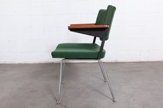 PAIR OF GISPEN DINING OR OFFICE CHAIRS BY A.R. Cordemeijer