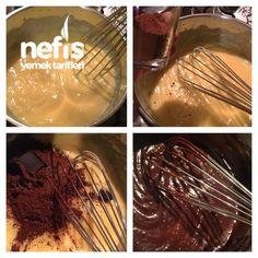 Gerçek Kakaolu Pastacı Kreması (Tam Ölçü)