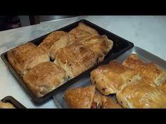 Metin Usta'dan Talaş Böreği Yapımı - YouTube