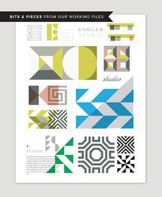 Eight Hour Day Interview via #grainedit #designinprocess branding moodboard