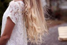 bleach-blonde