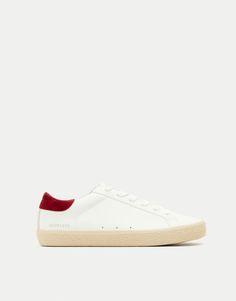 Sapatilha basic - Sapatilhas - Sapatos - Mulher - PULL&BEAR Portugal