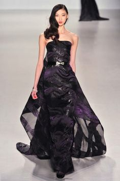 The most outrageously gorgeous gowns from NYFW 2014: Pamella Roland