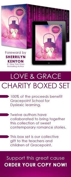 100% of the proceeds go to benefit Gracepoint School for Dyslexic Learning.