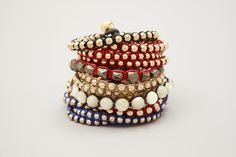 the most cool bracelets !  www.most-chic.com