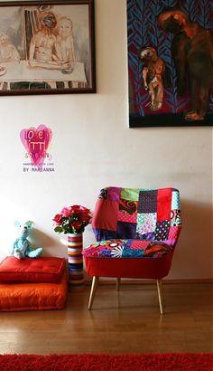 / Zboží prodejce marianna_f Refurbished Furniture, Castle, Dating, Handmade, House, Ideas, Quotes, Hand Made, Home