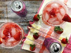 La Croix Strawberry Daiquiri Recipe | MyRecipes