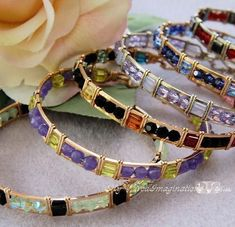 Tutorial DIY Wire Jewelry Image Description Back to the Beginning - Beginner Bracelet