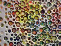 Epoxy resin art by Markus Linnenbrink