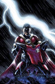 #Teen #Titans #Fan #Art. (TEEN TITANS #18) By: Eddy Barrows. ÅWESOMENESS!!! [THANK U 4 PINNING!!]