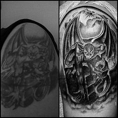 gargola tattoo