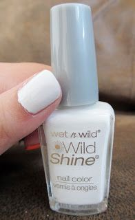 Hot Glue & Sparkle: Wet n Wild LE Pop Art Craze nail polish collection: review and swatches-- A Blank Canvas