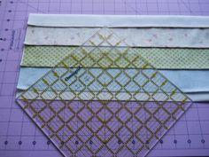 Wishes String Quilt « Moda Bake Shop, strip tube