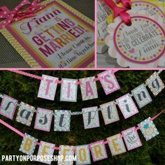 Bachelorette Party Ideas   Party