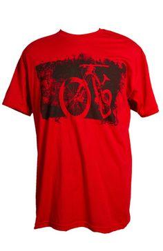 Relief mountain bike tshirt | MtnRanks