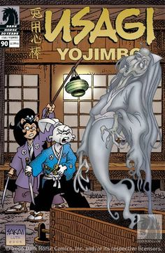 Master cartoonist Stan Sakai digs into a ghost story in this issue of Usagi Yojimbo! Comic Book Characters, Comic Books, Usagi Yojimbo, Dungeons And Dragons Characters, Ghost Stories, Dark Horse, Comic Covers, Cute Animals, Fan Art