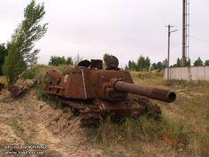 Niszczyciel czołgów SU-152