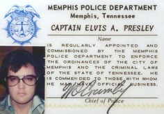 Memphis Police Department Badge