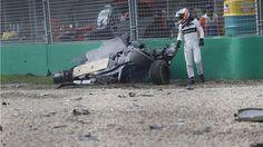 Ärzte stoppen Formel-1-Weltmeister: Nach Horrorcrash: Startverbot für Alonso