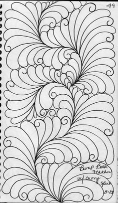 LuAnn Kessi: Feathers......from my Sketch Book http://luannkessi.blogspot.com/2014/03/feathersfrom-my-sketch-book.html