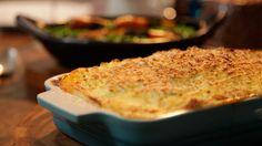 Une recette de hachis parmentier à l'agneau gratiné (Shepherd's pie), présentée sur Zeste et zeste.tv