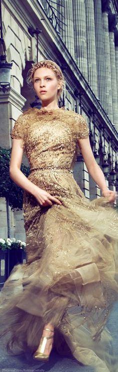 Elie Saab Haute Couture |  © Benjamin Kanarek