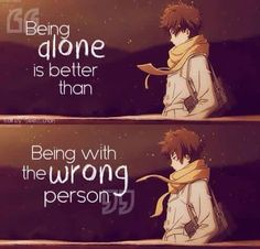 Because sometimes we know we are with the wrong person, so we keep giving them more chances. And then they waste them