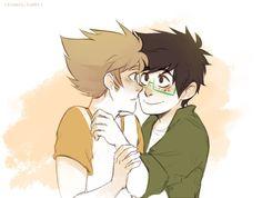 Part 3-Kisses
