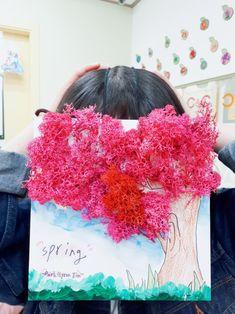 (시흥배곧, 정왕동미술학원)시화 씨앤씨미술학원 스칸디아모스 액자 만들기 : 네이버 블로그 Art For Kids, Arts And Crafts, Spring, Ideas, Art For Toddlers, Art Kids, Gift Crafts, Art And Craft, Thoughts