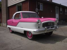 Nash Metro with Deltron Pink Panther Paint! obviously not the an original color but I still love it!