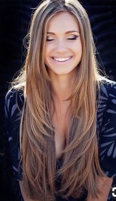 35 Stunning Long Hairstyles for Present-day long haircuts look emotionless and somewhat untidy. These are performed on the base of long shag hair styles, adding layering and surface ., Long Hairstyles 20 Quick And Easy Hairstyles For Long Hair 2020 Long Shag Hairstyles, Easy Hairstyles, Layered Hairstyles, Hairstyle Ideas, Hairstyles 2016, Long Hair Haircuts, Layer Haircuts, 1940s Hairstyles, 2018 Haircuts