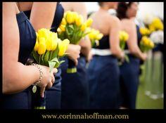 © Corinna Hoffman Photography - www.corinnahoffman.com - Ponte Vedra, Florida - Jacksonville, FL and Ponte Vedra, FL Wedding Photographer - TPC Sawgrass - Bridesmaids - Bouquets