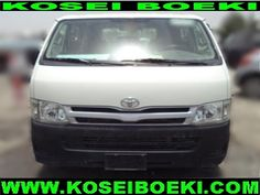 Export Japanese Used Van-Minivan Van-Minivan Hiace Van ( 15 Seater Bus LHD ) 2011 (1364) Vehicles Direct From Japan