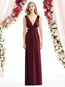 After Six Bridesmaids Style 6741 http://www.dessy.com/dresses/bridesmaid/6741/