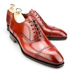 rubi Cordovan oxford shoes
