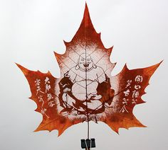 """Leaf Art."" by Redbubble 